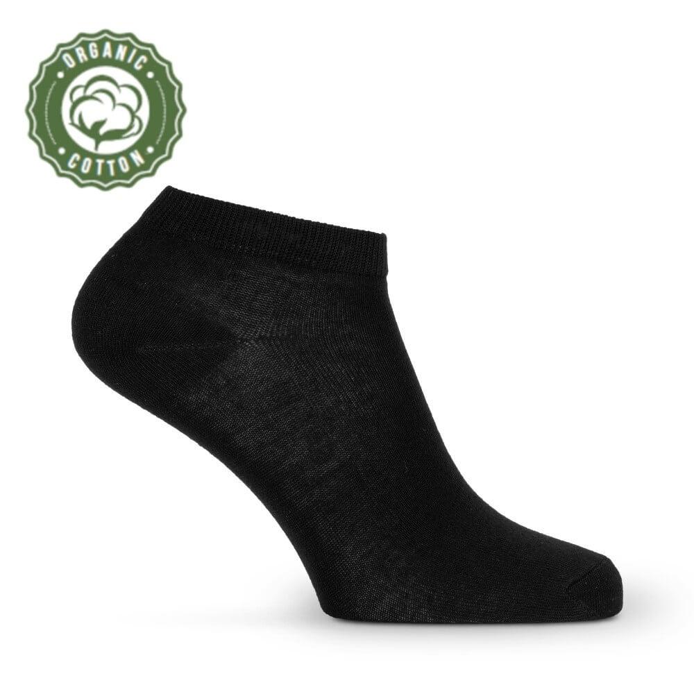 Ankelsokker (korte sokker Bomuld str. 36-40)