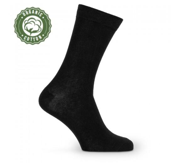 Sorte sokker (Bomuld str. 40-47)