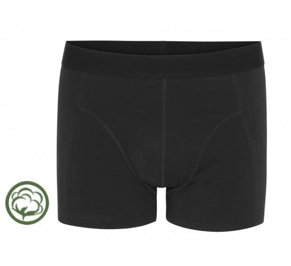 Sorte Trunks / Boxershorts (Bomuld) - Str. L