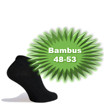 BambusAnkelstrmperKorteStrmperSortStr4853-20