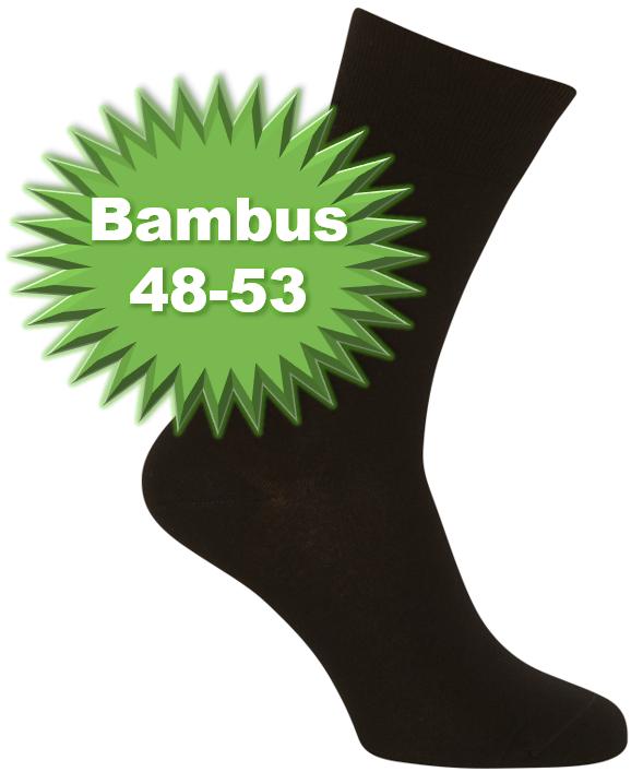 SorteBambussokkerstrrelse4853-20