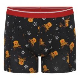 Jule-boxershorts Rudolf