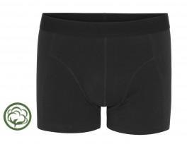 Boxershorts - Sorte Trunks (Bomuld) Str. Small
