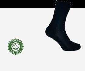Bomulds sokker