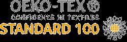 Oeko-tex certificerede sorte sokker
